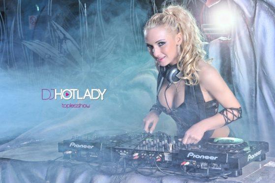 Dj Hotlady video 3